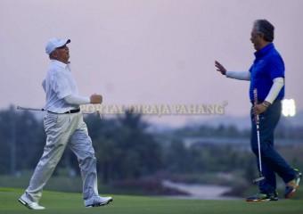 Pemangku Raja dan PM Sertai Golf Di MGCC (19)