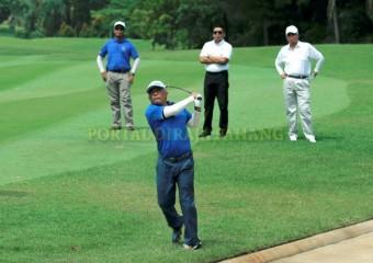 Pemangku Raja dan PM Sertai Golf Di MGCC (2)