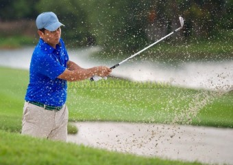 Pemangku Raja dan PM Sertai Golf Di MGCC (21)