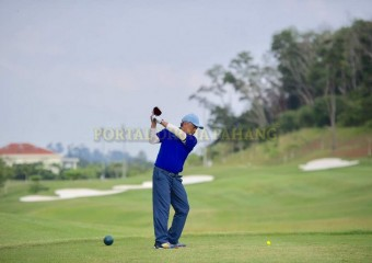 Pemangku Raja dan PM Sertai Golf Di MGCC (23)