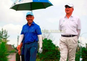 Pemangku Raja dan PM Sertai Golf Di MGCC (3)