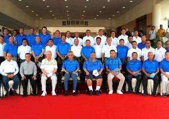 Pemangku Raja dan PM Sertai Golf Di MGCC (6)