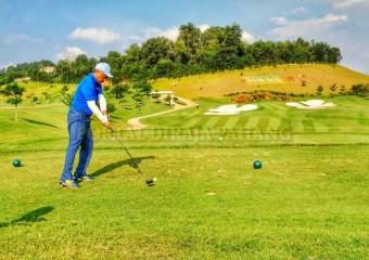 Pemangku Raja dan PM Sertai Golf Di MGCC (9)