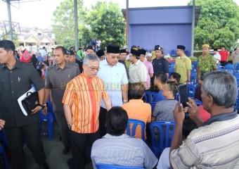 KDYMM Pemangku Raja Pahang Melawat Mangsa Ribut (6)