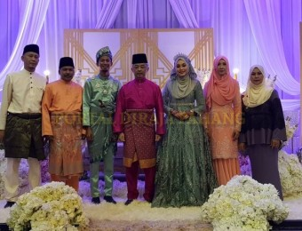 Majlis Resepsi Anak Pengarah Bomba Pahang (1)