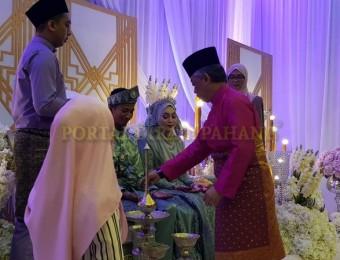 Majlis Resepsi Anak Pengarah Bomba Pahang (11)