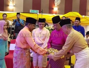 Majlis Resepsi Anak Pengarah Bomba Pahang (12)