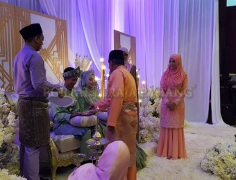 Majlis Resepsi Anak Pengarah Bomba Pahang (13)