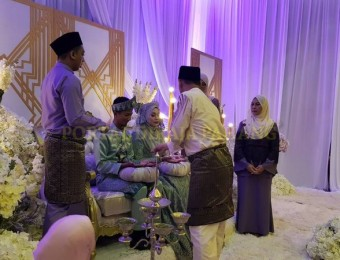 Majlis Resepsi Anak Pengarah Bomba Pahang (14)