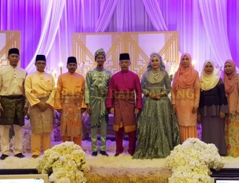 Majlis Resepsi Anak Pengarah Bomba Pahang (3)