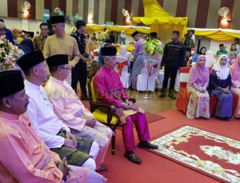 Majlis Resepsi Anak Pengarah Bomba Pahang (6)