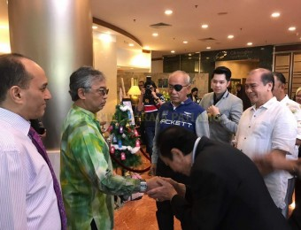 PR Pahang Bercemar Duli Berangkat Ziarah Exco Pahang (10)