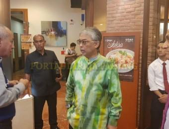 PR Pahang Bercemar Duli Berangkat Ziarah Exco Pahang (7)