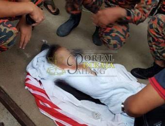 Berkongsi Duka Korban mangsa Banjir (1)