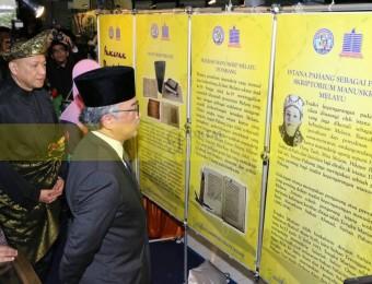 Majlis Pelancaran Buku Istana Pahang dan ReVisit Pahang 2018 (11)