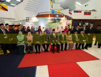 Majlis Pelancaran Buku Istana Pahang dan ReVisit Pahang 2018 (14)