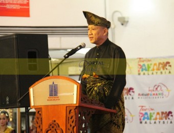 Majlis Pelancaran Buku Istana Pahang dan ReVisit Pahang 2018 (17)