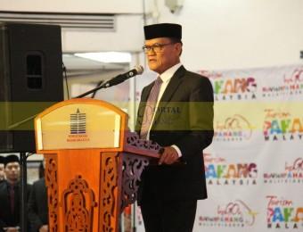 Majlis Pelancaran Buku Istana Pahang dan ReVisit Pahang 2018 (18)