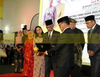 Majlis Pelancaran Buku Istana Pahang dan ReVisit Pahang 2018 (2)