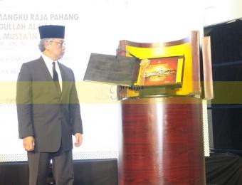 Majlis Pelancaran Buku Istana Pahang dan ReVisit Pahang 2018 (21)