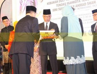 Majlis Pelancaran Buku Istana Pahang dan ReVisit Pahang 2018 (23)