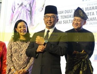Majlis Pelancaran Buku Istana Pahang dan ReVisit Pahang 2018 (29)