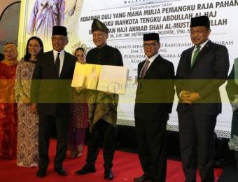 Majlis Pelancaran Buku Istana Pahang dan ReVisit Pahang 2018 (3)