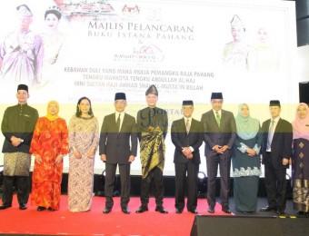 Majlis Pelancaran Buku Istana Pahang dan ReVisit Pahang 2018 (30)