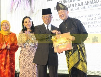 Majlis Pelancaran Buku Istana Pahang dan ReVisit Pahang 2018 (33)