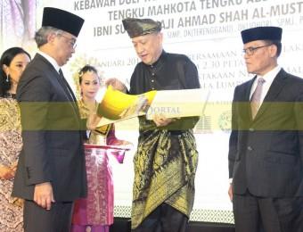Majlis Pelancaran Buku Istana Pahang dan ReVisit Pahang 2018 (34)