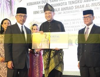 Majlis Pelancaran Buku Istana Pahang dan ReVisit Pahang 2018 (35)