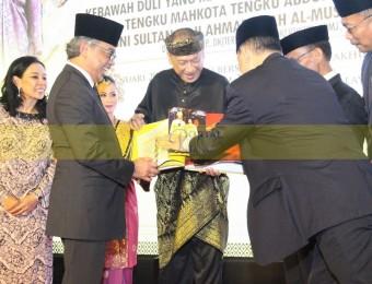 Majlis Pelancaran Buku Istana Pahang dan ReVisit Pahang 2018 (36)