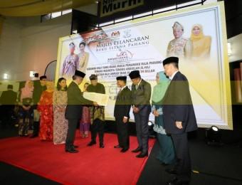 Majlis Pelancaran Buku Istana Pahang dan ReVisit Pahang 2018 (5)