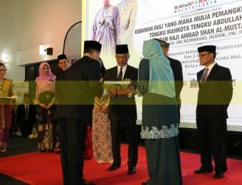 Majlis Pelancaran Buku Istana Pahang dan ReVisit Pahang 2018 (6)
