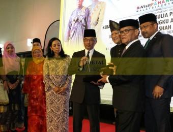 Majlis Pelancaran Buku Istana Pahang dan ReVisit Pahang 2018 (7)