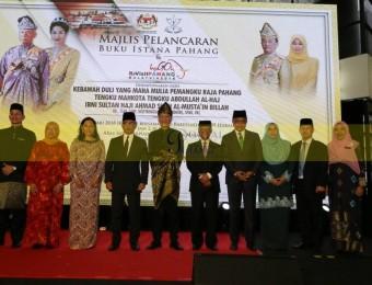 Majlis Pelancaran Buku Istana Pahang dan ReVisit Pahang 2018 (8)
