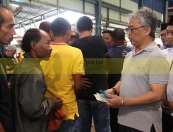 Mangsa Banjir Gembira Dikunjungi Pemangju Raja dan Tengku Puan Pahang (13)