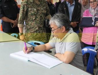 Mangsa Banjir Gembira Dikunjungi Pemangju Raja dan Tengku Puan Pahang (26)