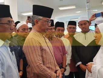 Ziarah Jenazah Ahli Parlimen Paya Besar (1)