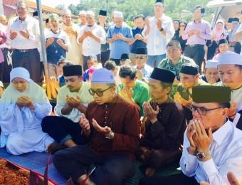 Ziarah Jenazah Ahli Parlimen Paya Besar (14)