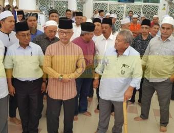 Ziarah Jenazah Ahli Parlimen Paya Besar (3)