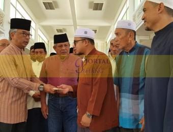 Ziarah Jenazah Ahli Parlimen Paya Besar (5)