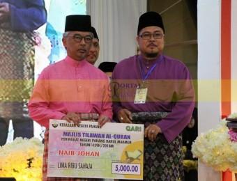 Majlis Tilawah Al-Quran Peringkat Negeri Pahang (13)