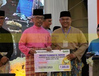 Majlis Tilawah Al-Quran Peringkat Negeri Pahang (14)