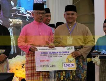 Majlis Tilawah Al-Quran Peringkat Negeri Pahang (15)