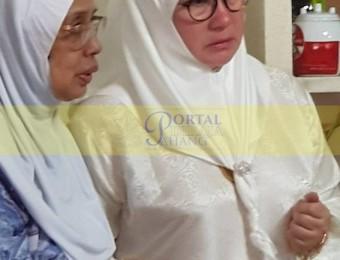 Pemangku Raja Pahang Ziarah Pengebumian Orang Besar Berlapan (3)