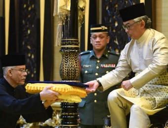 Menteri Besar Pahang Baharu (3)