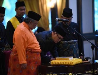 Menteri Besar Pahang Baharu (5)