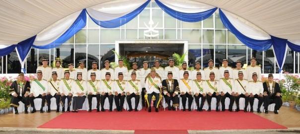 Istiadat Pembukaan Penggal Pertama Dewan Negeri Pahang (10)