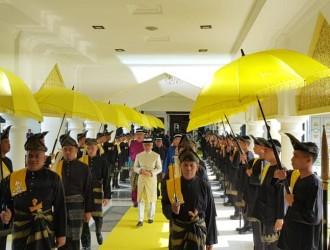 Kurniaan Darjah dan Pingat Kebesaran Pahang (1)